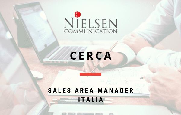 sales area manager italia
