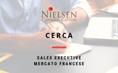 Sales Executive Mercato Francese