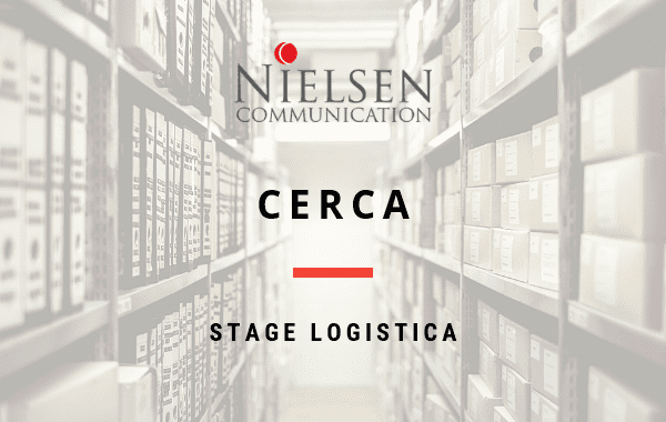 stage logistica