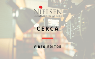 Video Editor con conoscenza Lingua Tedesca